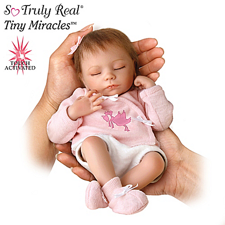 "Adorable Lifelike Reborn Baby Doll Tommy 20""Can Breath 