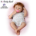 Tiny Miracles Maggie Collectible Lifelike Miniature Breathing Baby Doll: So Truly Real
