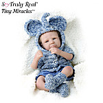 Tiny Miracles Evies Elephant Ears Baby Girl Doll: So Truly Real