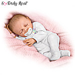 Cherish Collectible Lifelike Vinyl Baby Doll: So Truly Real