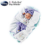 Sleep Tight, Baby Daisy Doll: Lifelike Baby Doll With Baby Daisy Sleeper