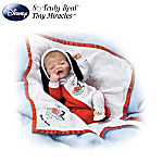 Go To Sleep Baby Goofy Doll: So Truly Real Lifelike Baby Doll With Disney Baby Goofy Sleeper