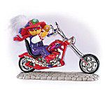 Riding With Hattitude Figurine