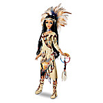 Eagle Medicine Woman Ball-Jointed Doll