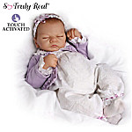 Linda Webb's Sweet Dreams Emily Doll: So Truly Real Breathing Movement Baby Doll