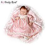 Linda Webb So Truly Real Limited-Edition Silicone Emily Baby Doll