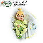So Truly Real Baby Doll Dressed in Disney Tinker Bell Outfit: Think Tink!