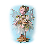 Dahlia Porcelain Fairy Doll