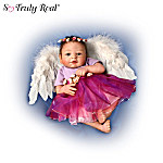 So Truly Real Lifelike Baby Doll: Angel Kisses