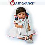 Sofia La Mariposa Hispanic Baby Doll In Authentic Dress