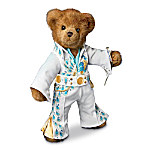 Elvis Presley Viva The Teddy Bear Plush