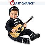 Elvis Presley Jailhouse Rock Baby Doll