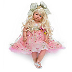 32-Inch Tall Collectible Girl Doll: Sprinkled In Pixie Dust Doll