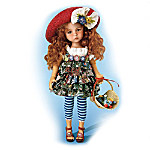 The Nursery Rhyme-Inspired Mary, Mary Quite Contrary Ball-Jointed Child Doll