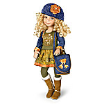 Goldilocks Child Doll: Based From the Classic Children's Story Book