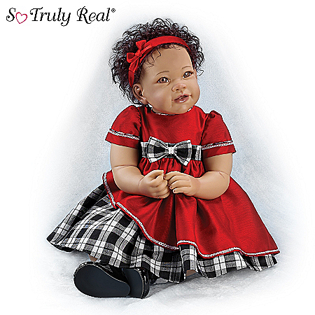 A 25th Anniversary Ashton-Drake Exclusive: Brianne Doll