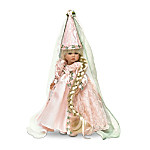 8-Inch Vinyl Fairytale Princess Doll: Fairytales Can Come True