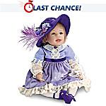 Isabella: 20-Inch Lifelike Baby Girl Doll