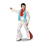 Elvis Aloha From Hawaii Fashion Doll With A Replica Of The 1973 Eagle Jumpsuit