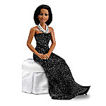 First Lady Michelle Obama Sophisticated Style Fashion Doll