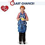 I Love Lucy Pioneer Women Fashion Doll Kneading Dough