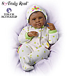 Breathing Lifelike Baby Doll: Whitney