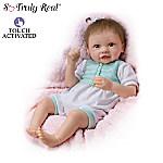 Girl Baby Doll: Alyssas Happy Feet