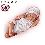 I'm A Tiny Miracle: So Truly Real Lifelike Baby Girl Doll