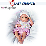 Lifelike Newborn Baby Girl Doll: I'm A Special Blessing