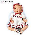So Truly Real Tiny Tickles Lifelike Baby Doll