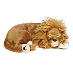 Sweet Dreams, Lion Cub Plush Animal