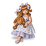 Hannah And Harper: Collectible Child Doll And Plush Teddy Bear