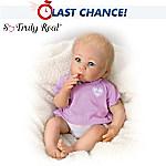 Lifelike Baby Girl Doll: Little Love