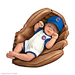 MLB Chicago Cubs Baby Boy Doll: Born A Cubs Fan
