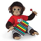 Wally's Concert Recital Monkey Doll