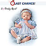 Teary-Eyed Realistic Baby Doll: Dry Your Tears, Little One