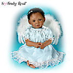 Lifelike Baby Doll: Maya, Angel Of Hope