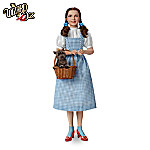 Wizard Of Oz Fashion Doll: Dorothy, Over The Rainbow