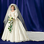 Princess Diana Bride Doll: The People's Princess