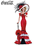 Sweet Sophistication: COCA-COLA Fashion Figurine