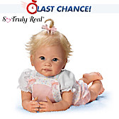 Addie's Tummy Time Baby Doll