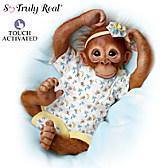 Precious Zara Monkey Doll