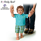 Mason's First Steps Baby Doll