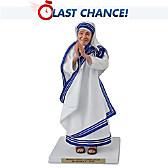 Mother Teresa Canonization Sculpture