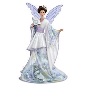 On Majestic Wings Portrait Doll