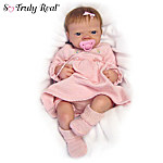 Linda Webb Baby Emily Lifelike Baby Doll: So Truly Real Celebration Of Life