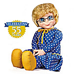 Collectible Mrs. Beasley Talking Doll From Family Affair