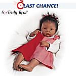 Waltraud Hanl Baby Jasmine Goes To Grandmas So Truly Real Baby Doll