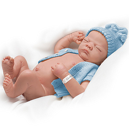 Life Like Baby Dolls Linda Webb Charlie Anatomically Correct So Truly Real Lifelike Baby Doll