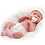 A Lovely Gift Is Little Lauren So Truly Real Lifelike Baby Doll